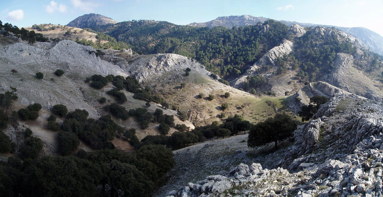 family activity holiday andalusia spain, Responsible travel,Covachas de Sierra Cabrilla
