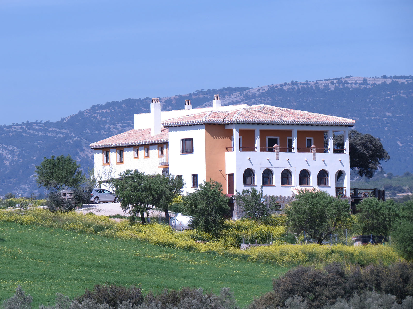 House rental, Eco Hotel family activity holiday andalusia spain, Responsible travel