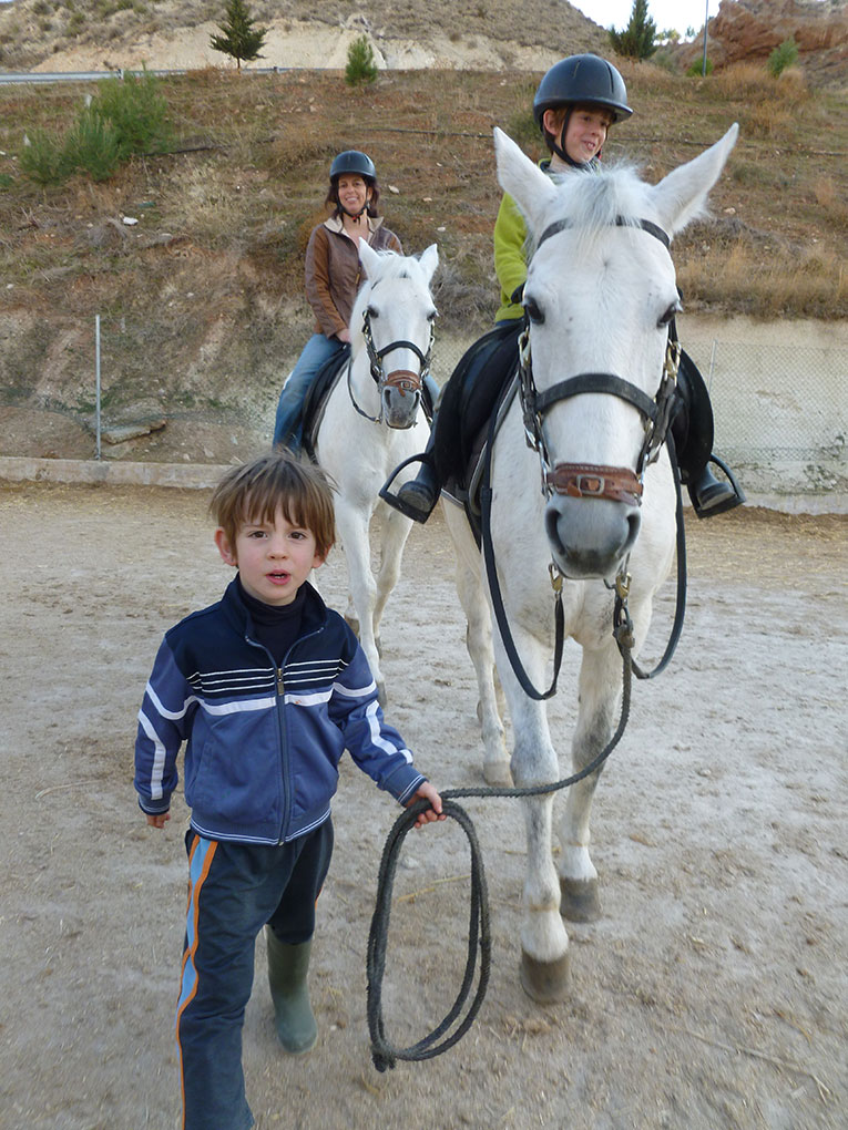 horse riding andalusia, horse riding andalucia,family activity holiday andalusia spain,responsible travel
