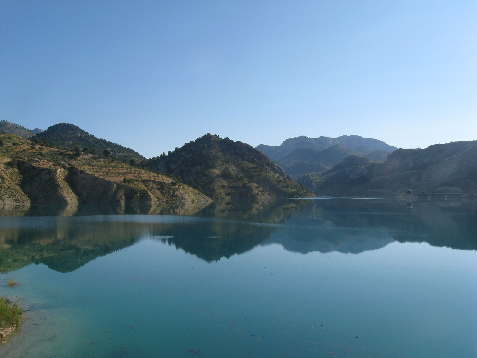 Castril lake, Castril Natural park,family activity holiday andalusia spain, Responsible travel