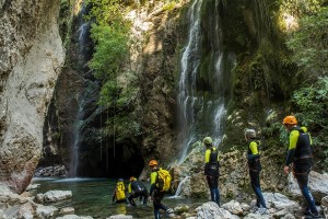 Canyoning and River Walking