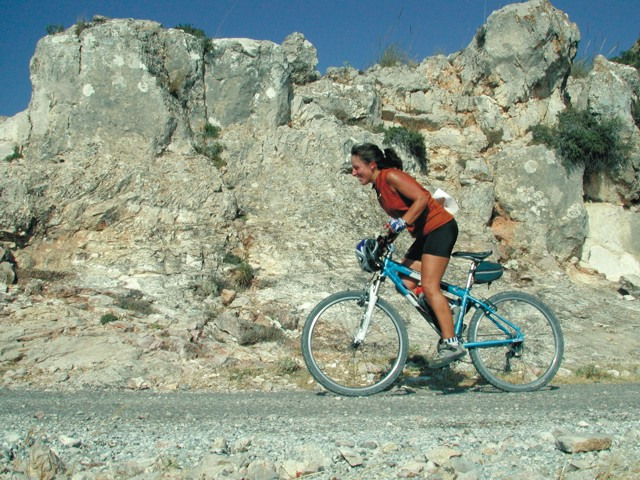 mountainbiking castril,family activity holiday andalusia spain, Responsible travel