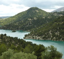 River castril,river natural park castril,Castril lake, Castril Natural park,family activity holiday andalusia spain, Responsible travel